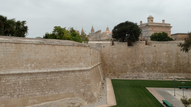 Mdina Wall