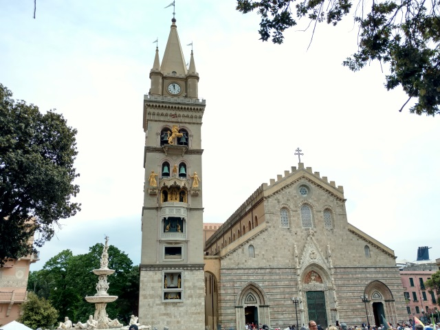 Messina Bell Tower