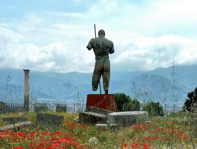 Pompeii Daedalus