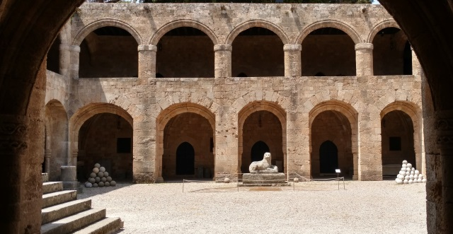 Rhodes Archaeological Museum
