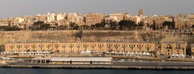 Valletta Dock