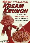 Kream Krunch Cereal Box