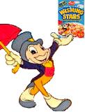 Jiminy Cricket Wishing Stars