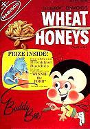 Wheat Honeys Front