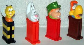 General Mills mini Pez dispensers