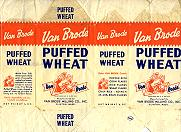 Van Brode Mills Puffed Wheat