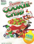christmas cookie crisp box